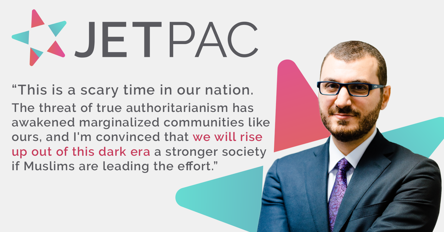 Welcoming Jetpac's New Executive Director